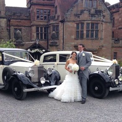 Celebration Wedding Cars - Transport , West Midlands,  Vintage & Classic Wedding Car, West Midlands Chauffeur Driven Car, West Midlands