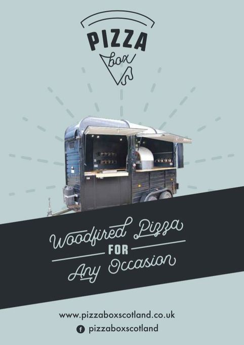 Pizza Box - Catering  - Aberdeen - Aberdeenshire photo