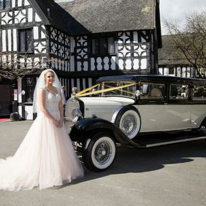 2xllimos Wedding car