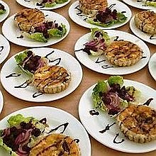 Delicious Buffets Wedding Catering