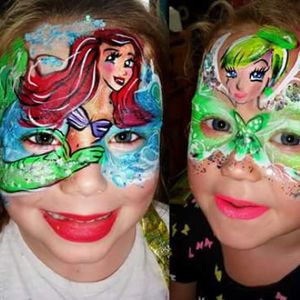 Face Painter Mask of Art Now Face Painter