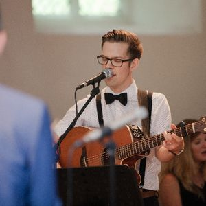 Steven Edwards Music Wedding Singer