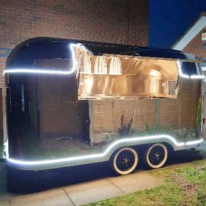 Vintage Bars & Catering Burger Van