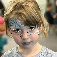 Kazadoodle facepainting Circus Entertainment