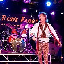 Rods Faces Tribute Band