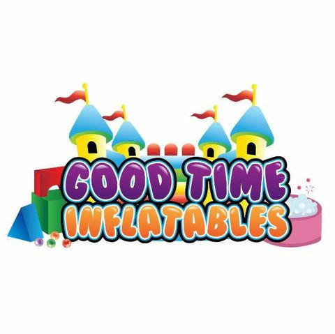Good Time Inflatables Bouncy Castle