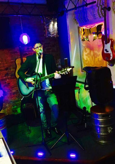 Ben Foulds Music - Solo Musician Singer  - Lichfield - Staffordshire photo