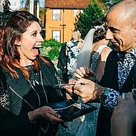 The Distractionist Wedding Magician