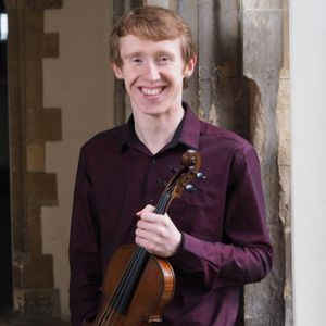 Mark Anstead Music Violinist