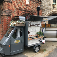 Piccolo Furgone, Prosecco Van and Mobile Bars Event Staff