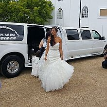 American Limousine Company Wedding car