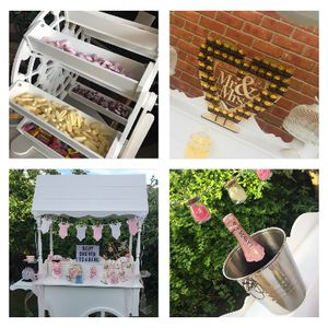 Eventz by Portia & Jo Sweets and Candies Cart