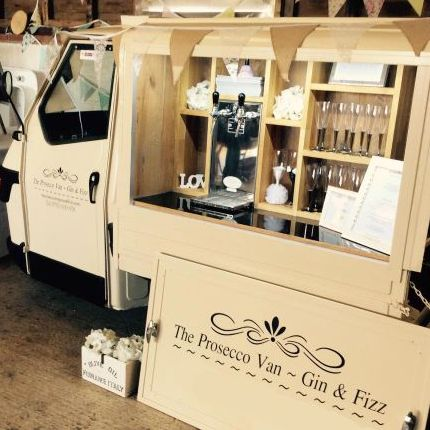 The Prosecco Van ~ Gin & Fizz Cocktail Bar