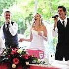 Singing Waiter Services Function Music Band