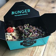 HUNGER Business Lunch Catering