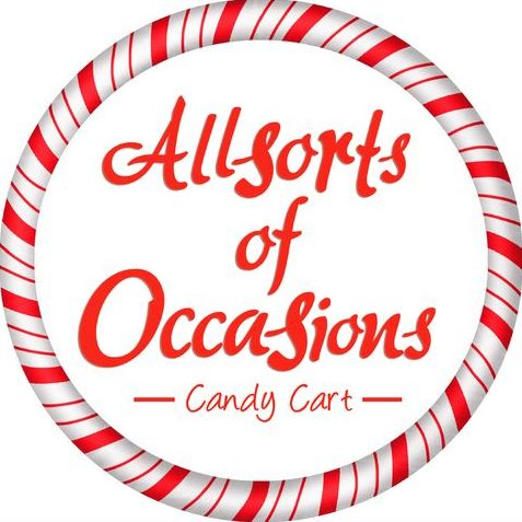 Allsorts of Occasions - Catering , Cardiff,  Sweets and Candy Cart, Cardiff