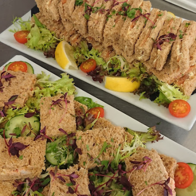 Thyme For A Byte Business Lunch Catering