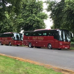 Swift Valley Coach Travel Chauffeur Driven Car