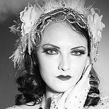 "Pinky DeVille by ""Agent Burlieque"" Burlesque Dancer"