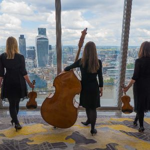 Exclusive Blue Topaz String Trio - Live music band , London, Ensemble , London,  String Quartet, London Violinist, London Acoustic Band, London Classical Orchestra, London Classical Ensemble, London