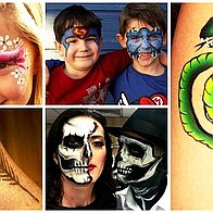 FacepaintFX Games and Activities