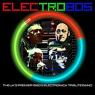 Electro 80's Wedding Music Band