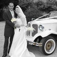 Spirit Wedding Cars Vintage & Classic Wedding Car