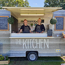 The Kitchen Burger Van