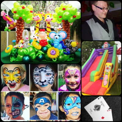 Bounce Entertainments Ltd Face Painter