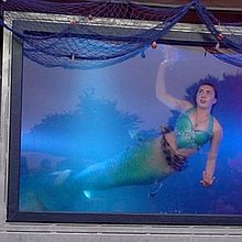 Mermaid Cove Dance Act