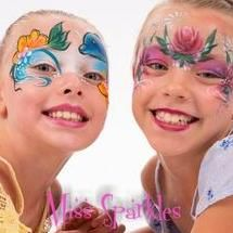 Miss Sparkles Face Painter
