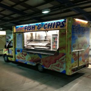 Fishchipsvan Afternoon Tea Catering