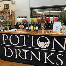 Potion Drinks Mobile Bar