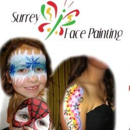 Surrey Face Painting - Children Entertainment , Ashtead,  Face Painter, Ashtead