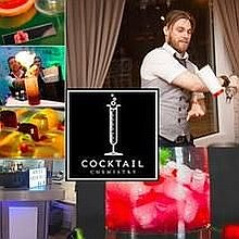 Cocktail Chemistry LTD Mobile Bar