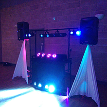 Weston Disco Hire Photo or Video Services