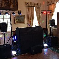 Southdown Disco Wedding DJ