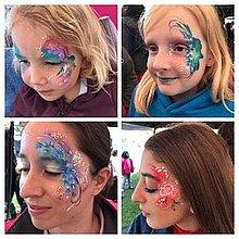 Suz Sunshine Face Painting Face Painter