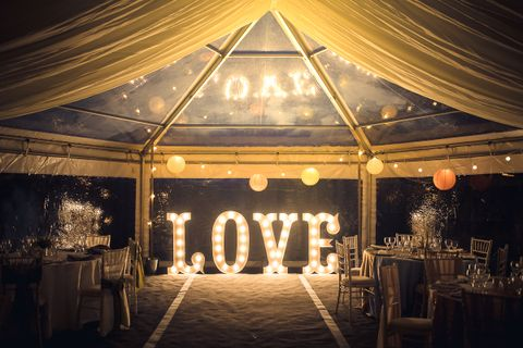 Universal Marquees Party Tent
