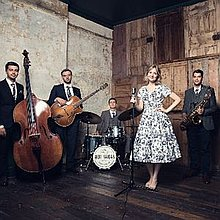 Hot Shoes Swing Band