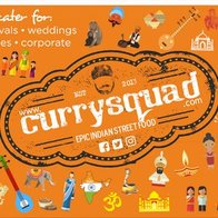 Curry Squad Catering Artisan Indian Street Food Food Van