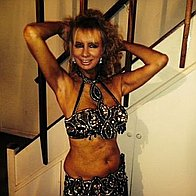 Maria Louisa International Belly Dancer Dance Instructor
