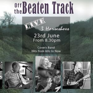 Off the Beaten Track Function & Wedding Music Band