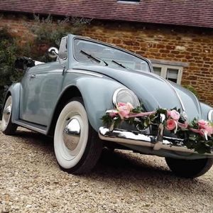 VW Classic Wedding Cars Transport