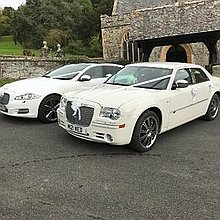 South West Wedding Car Hire Luxury Car