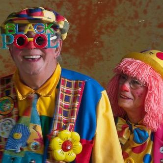 Grandaddy & Nanny Trumbell - Children Entertainment , Blackpool, Magician , Blackpool,  Children's Magician, Blackpool Balloon Twister, Blackpool Clown, Blackpool Children's Music, Blackpool