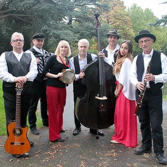 Klezmerco - Live music band , London, Singer , London, World Music Band , London,  Klezmer Band, London