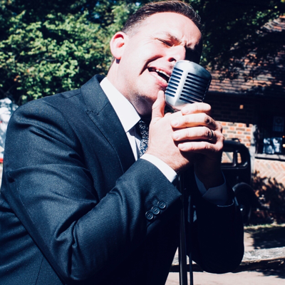 Steve Conway Rat Pack & Swing Singer