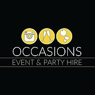 OCCASIONS EVENT & PARTY HIRE Event Equipment