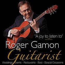 Roger Gamon Solo Musician